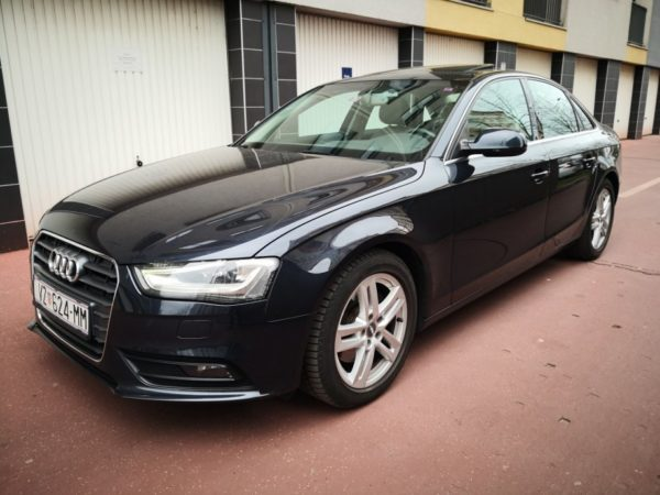 Audi A4 2,0 TDI, Facelift, MMI, Navi, Bi-Xenon, Led, 8x ALU, Servisna