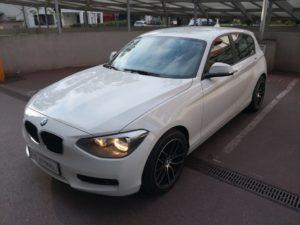 BMW serija 1 116d, sport/eco, 8x alu, pdc, MF