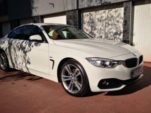 BMW serija 4 Coupe 420d, 184ks, Sport Line,17 i 18 alu, bi-xenon, navi