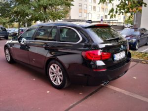 BMW serija 5 Touring 520d automatik, 12/2011, 184ks, navi, servisna