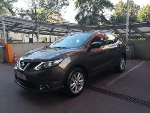 Nissan Qashqai 1,5 dCi, 110 ks, panorama, alu, kamera, rega 6/2019