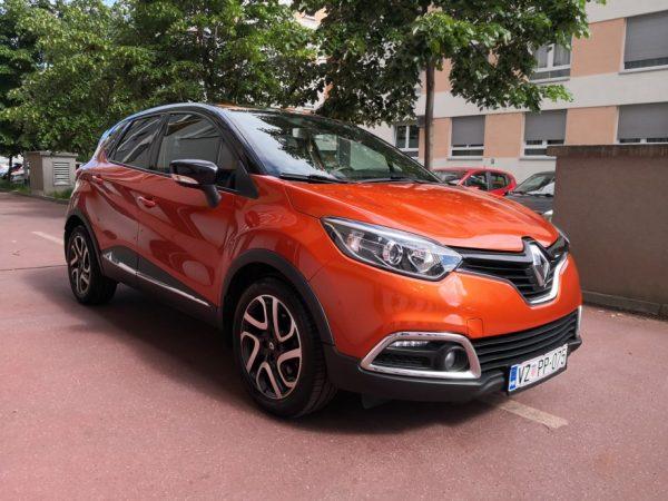 Renault Captur dCi, Dinamique, KeyLess, Navi, Led, 8x ALU, Reg 5/2020