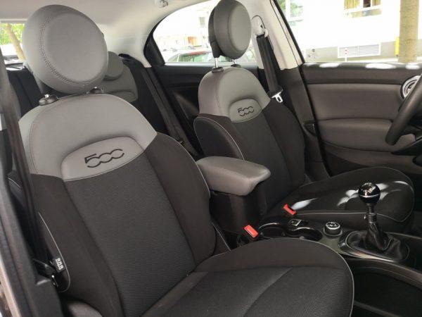 Fiat 500X 1,6 MultiJet, Tvorničko jamstvo, Reg 2/2020