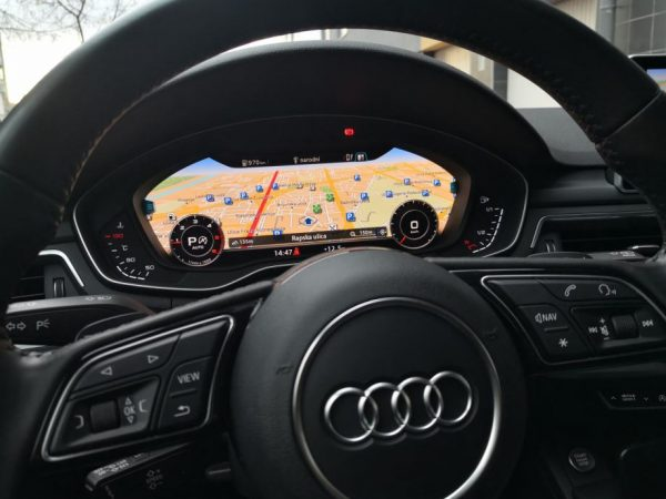 Audi A4 Avant 2,0 TDI 190ks, S-Tronic, F1, Virtual, 2x ALU, Reg12/2020