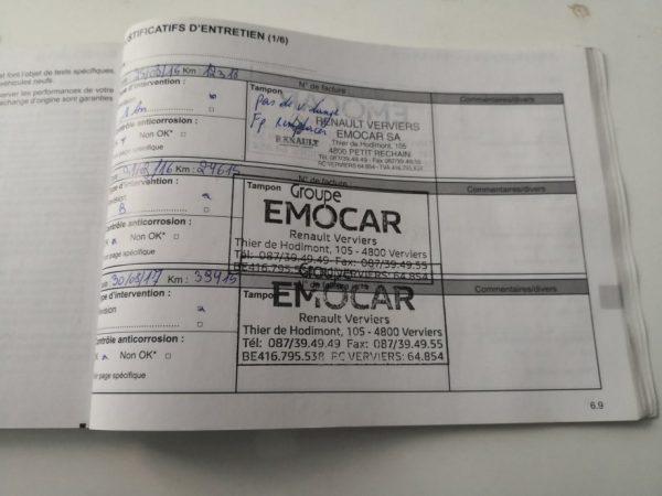 Renault Clio Grandtour 1.5 dCi, HR Karte, PDC, Servisna