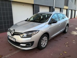 Renault Megane Grandtour dCi 110, R-link, HR Navi, 8 KOTAČA, Servisna