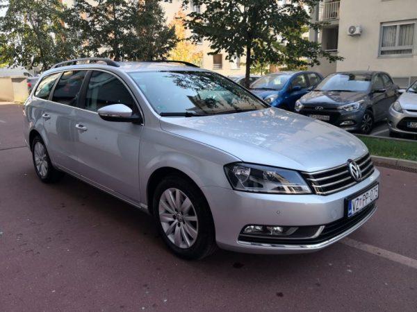 VW Passat Variant BMT, Comfortline, HR Navi, Alu 16, 2x Pdc, Servisna