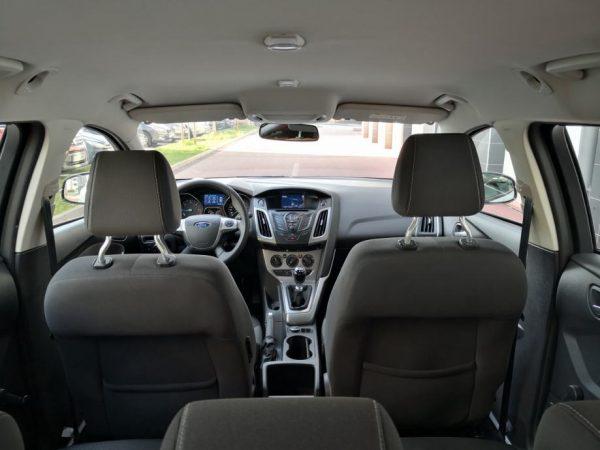Ford Focus Karavan 1.6 TDCI 85kw/116ks, HR Navi, Pdc, Servisna