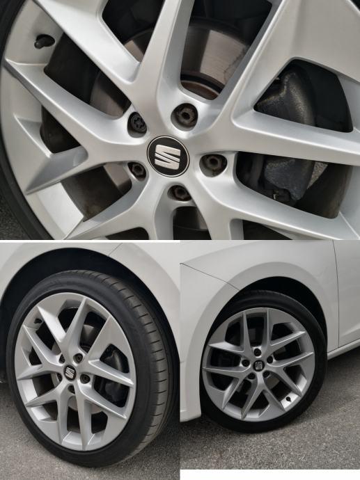 Seat Leon 2,0 TDI ST FR, 135KW / 184KS, Alu 18″ + 16″, Servisna
