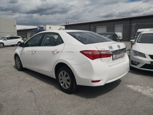 Toyota Corolla Sedan 1,4 D-4D