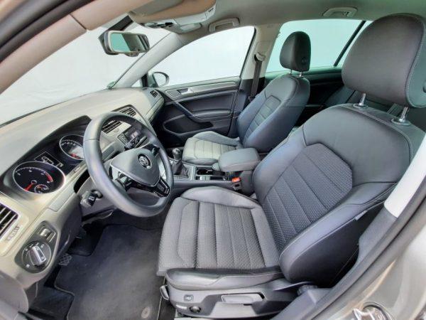 VW Golf VII 1,6 TDI BMT, Comfortline, 17″alu, Pdcx2, Keyless, Servisna