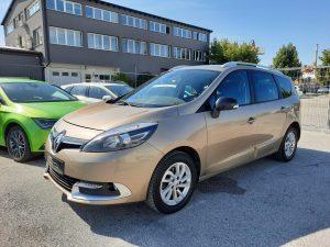 Renault Grand Scenic dCi 110, Energy Limited, HR Navi, Keyless, Alu16″