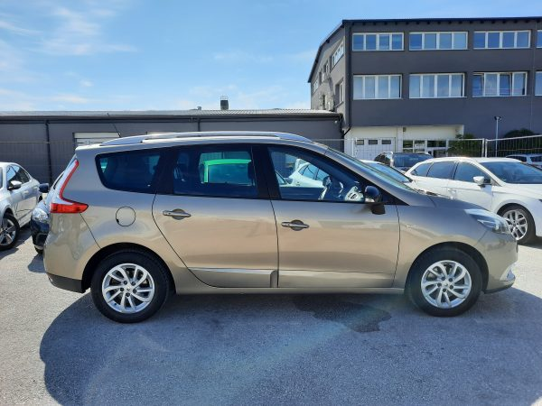 Renault Grand Scenic dCi 110, Energy Limited, HR Navi, Keyless, Alu16″