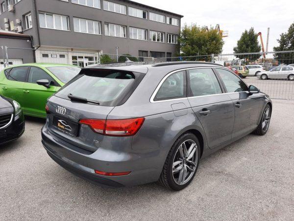 Audi A4 Avant 2,0 TDI, Ultra Executive, Alu 18″+16″, Reg 8/2021, PDV