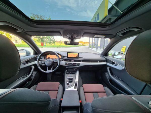 Audi A4 Avant 2,0 TDI 190ks, Sport, S-Tronic, F1, Virtual, Panorama, Alu 18″+17″
