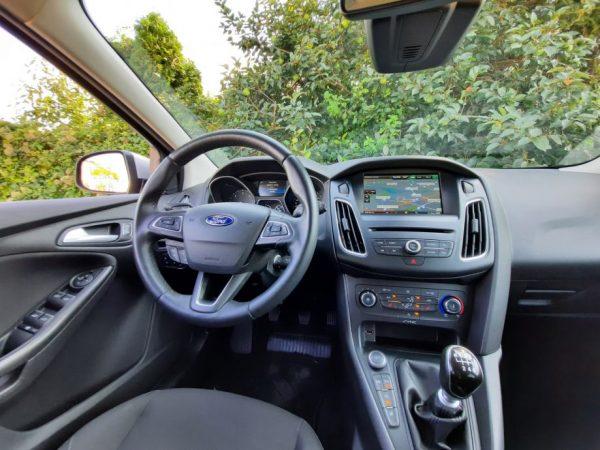 Ford Focus Karavan 1,5T DCi, Business, Zimski paket, Park pilot, HR Navi