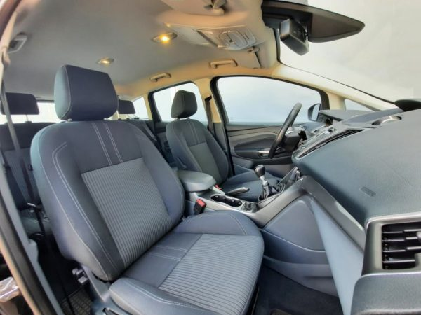 Ford C-Max 1.6 TDCI 85kw/116ks, Titanium, Alu 16″, PDC, Garancija