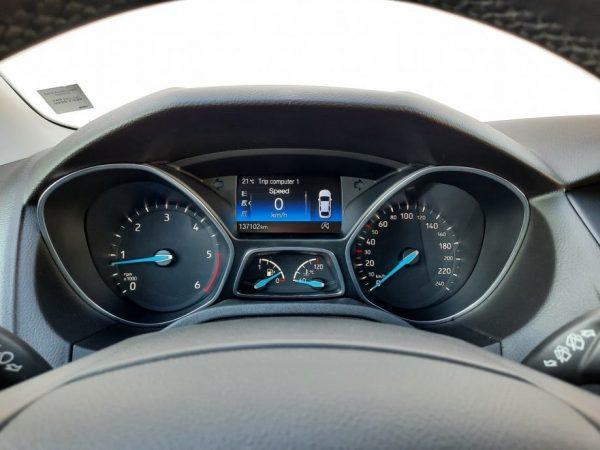 Ford Focus Karavan 1,5 TDCi 88kw/120ks, SYNC HR Navi, PDC, Servisna