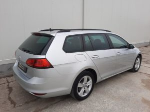 VW Golf VII Variant 1,6 TDI, Comfortline, 2x kotača 16″+15″, ErgoActive sjedala, Garancija, Servisna