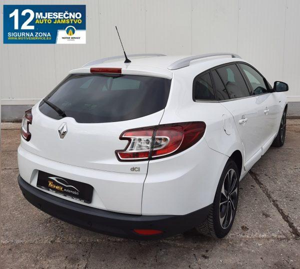 Renault Megane Grandtour dCi 130 BOSE, Perla, R-link HR Navi, Kamera, Garancija
