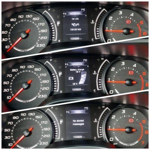 Fiat Tipo SW 1,3 Multijet 95 ks, LED, Alu 16″, HR Navi, Garancija