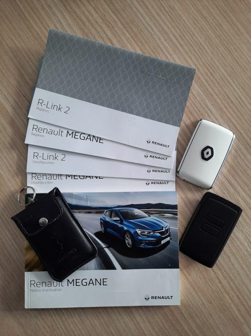 Renault Megane 1,5 dCi 81kw/110ks, Virtual Cockpit, LED, HR Navi, Park pilot, Kamera, Keyless, Garancija