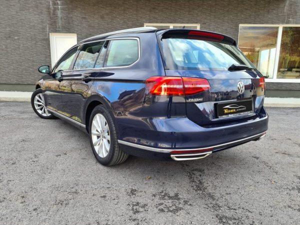 VW Passat 2,0 TDI 110kw/150ks, DSG, LED Matrix, 2 x ALU 16″ 17″, Panorama, Alcantara, Reg 11/2021