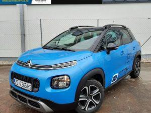 Citroën C3 Aircross 1,6 BlueHDi, HR Auto, Reg 6/2021, Garancija