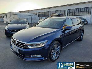 VW Passat 2,0 TDI 110kw/150ks, DSG, LED Matrix, Alu 18″, Panorama, Alcantara, Reg 11/2021