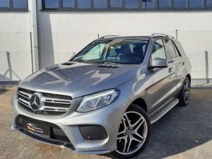 Mercedes-Benz GLE 350 D AMG 4 MATIC, HR Auto, PDV