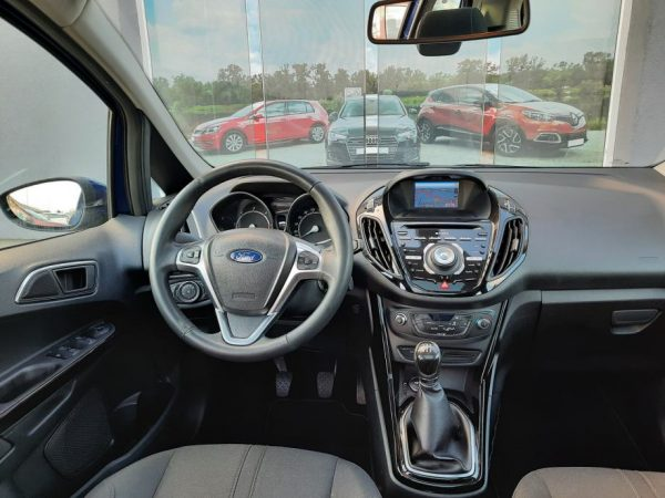 Ford B-Max 1,6 TDCI 95ks, Titanium, Panorama, Navi, Alu 16″, Garancija