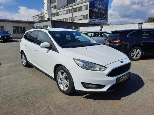 Ford Focus SW 1,5 TDCi 120 KS, Zimski paket, Navi, 8 kotača, Garancija