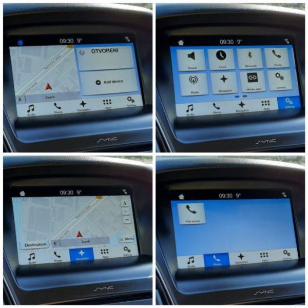 Ford Focus SW 1,5 TDCi, Business, HR Navi, Alu 16″, PDC, Garancija