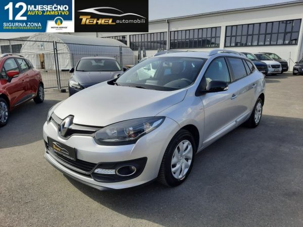 Renault Megane Grandtour 1.5 dCi 110, Expression, HR Navi, Garancija
