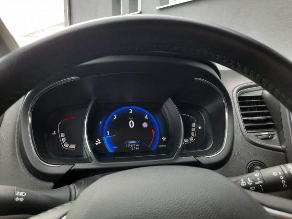 Renault Scenic dCi, Perla, Virtual, Radar, Alu 20″, 2x guma, Garancija