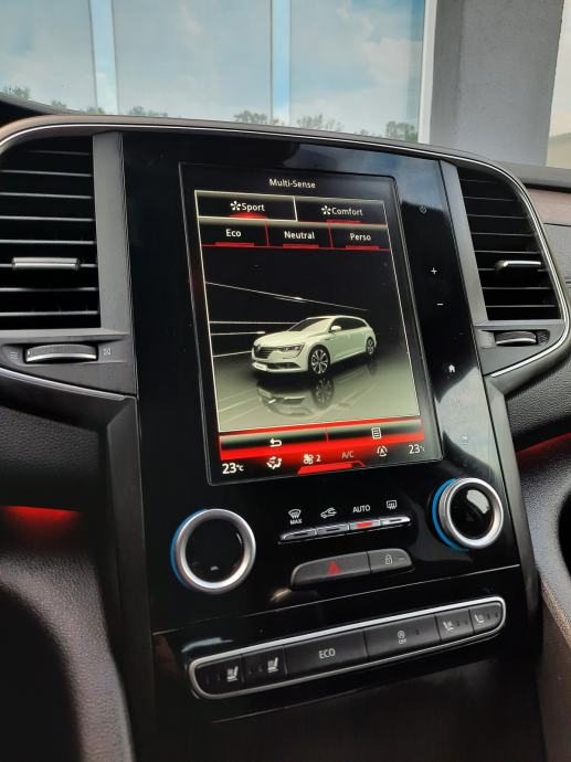 Renault Talisman 1.6 dCi 130, LED, Virtual, Bose, R-link 2, Garancija
