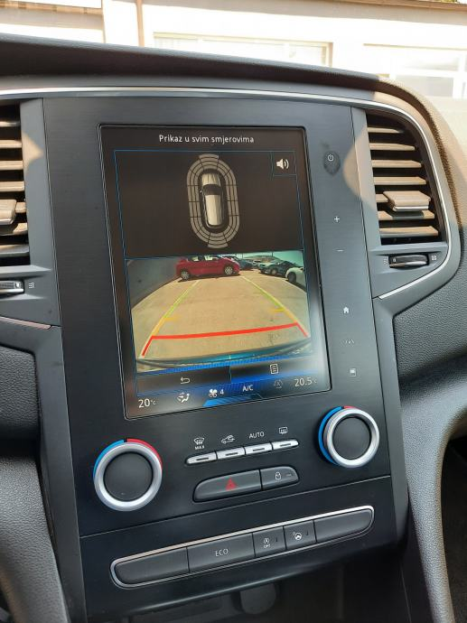 Renault Megane Grandtour dCi130, R-link 2, Kamera, Park Pilot, Jamstvo