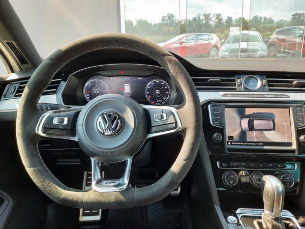 VW Passat Variant 2,0TDI DSG, 2x R-LINE, Kamera 360, Virtual, Reg 3/22