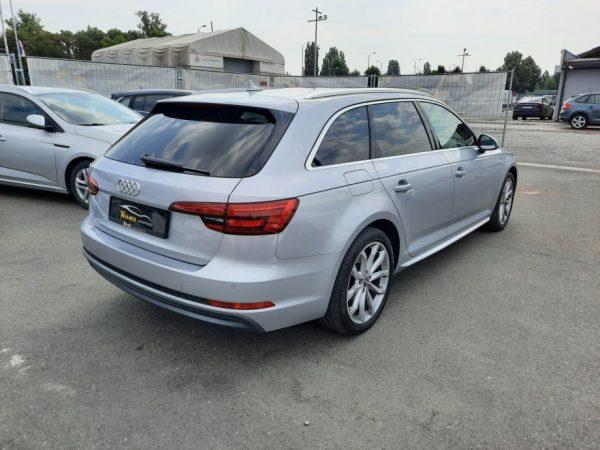 Audi A4 Avant 2,0 TDI 150, S-Line, S-Tronic, LED, Alu 18″, Reg 7/2022