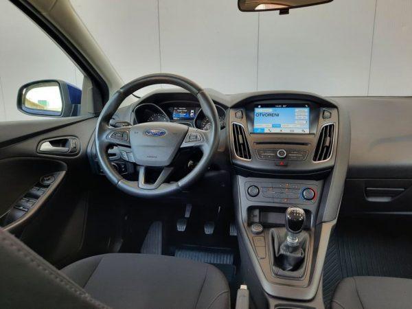 Ford Focus 1,5 TDCi 105 KS, Business, HR Navi, Alu 16″, PDC, Garancija