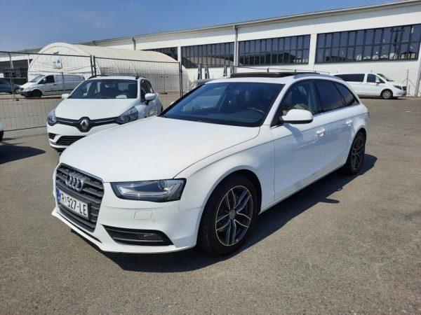 Audi A4 Avant 2,0 130 KW, S-Tronic, Quattro, Panorama, 2x ALU, HR AUTO