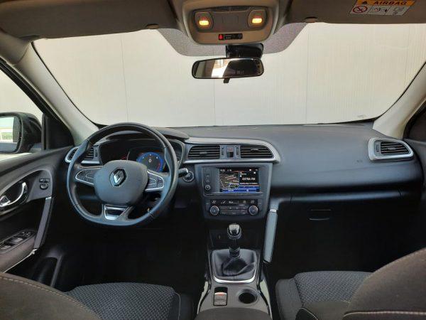 Renault Kadjar dCi 110, Energy Zen, HR Navi, Alu16″, Jamstvo, Reg 2/22