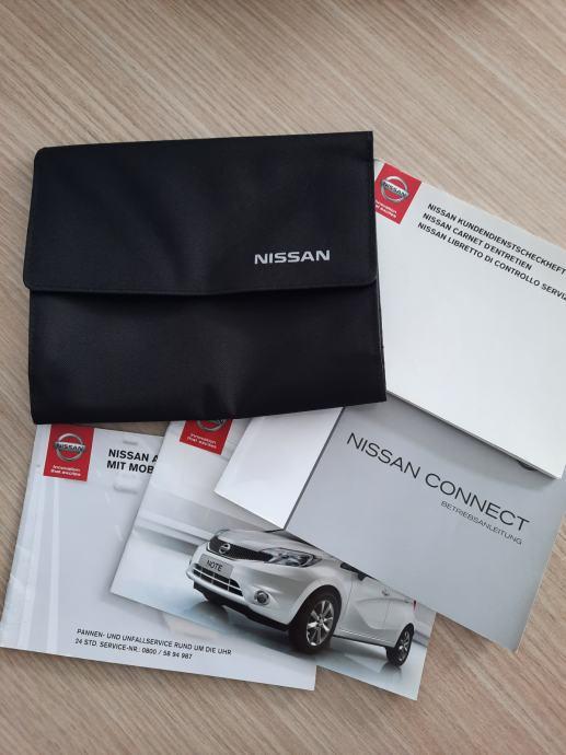 Nissan Note 1,5 dCi 66kw / 90 ks, HR Navi, 2 seta kotača, Servisna, Jamstvo