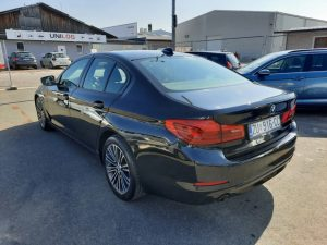 BMW serija 5 520d 190 KS, Sport Line, Alu 18″, Reg 1/2022