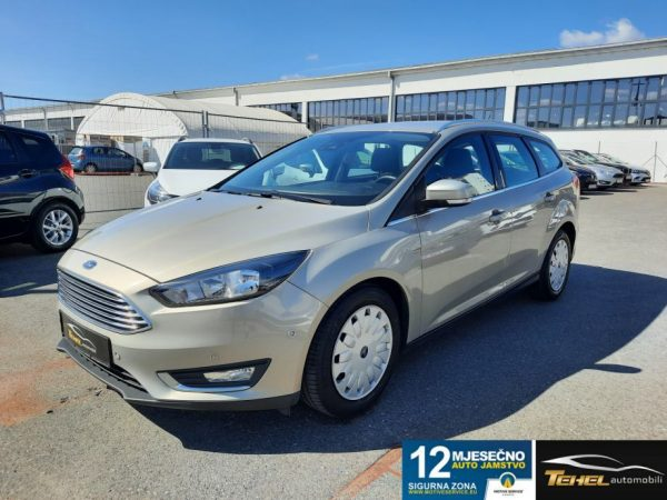 Ford Focus SW 1,5 TDCi, Titanium, Keyless, HR Navi, PDC x2, Jamstvo